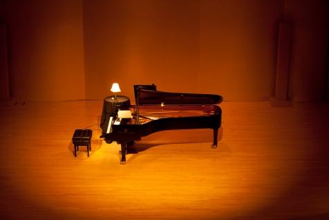 avant le concert Clair Obscur